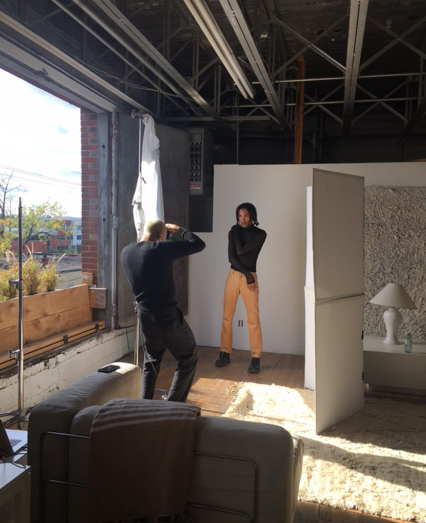 Rent ORB Montreal for your next photoshoot or videoshoot in Montreal